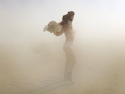 What I Learned About Sex, Consent, and Boundaries at Burning Man
